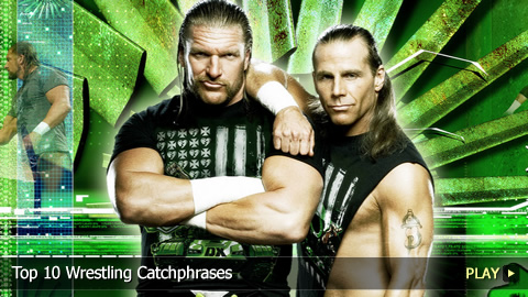 Top 10 Wrestling Catchphrases