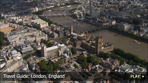 Travel Guide: London, England