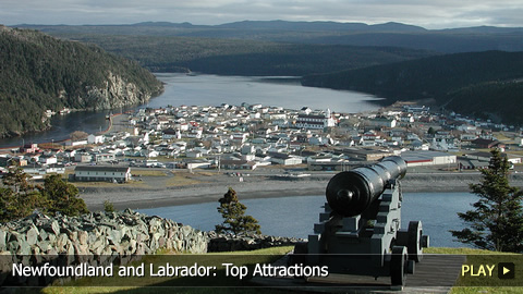 Newfoundland and Labrador: Top Attractions