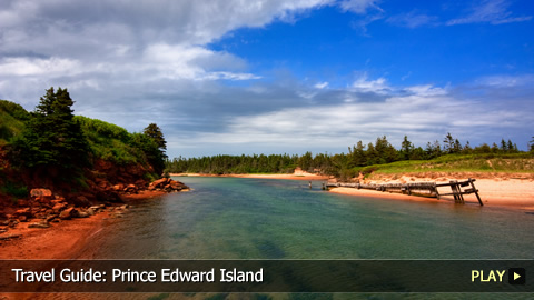 Travel Guide: Prince Edward Island