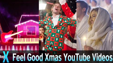 Top 10 Feel Good Christmas YouTube Videos - TopX