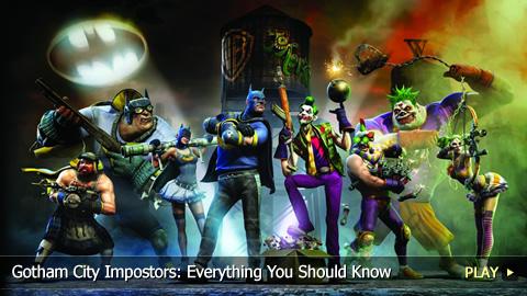 Gotham City Impostors: Everything You Should Know