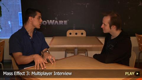 Mass Effect 3: Multiplayer Interview