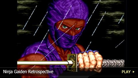 Ninja Gaiden Retrospective