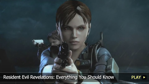 Resident Evil Revelations: Everything You Should Know