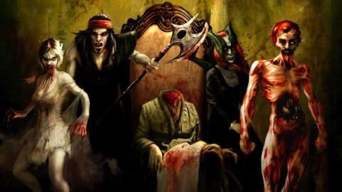 Top 10 Forgotten Horror Video Games