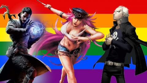 Top 10 LGBT Characters in Video Games