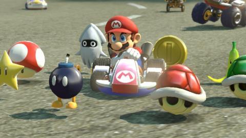Top 10 Mario Kart Power Ups