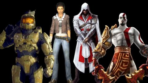 Top 10 Memorable Video Game Characters of the 2000s