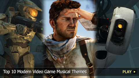 Top 10 Modern Video Game Musical Themes