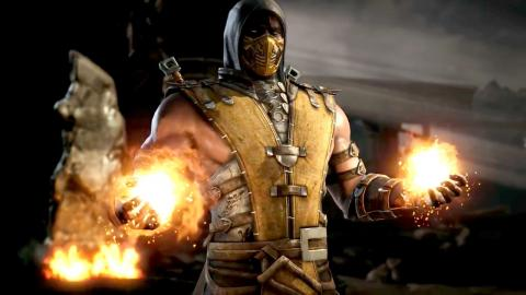 Top 10 Mortal Kombat Games
