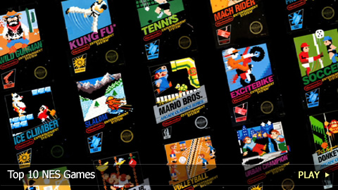 Top 10 NES Games