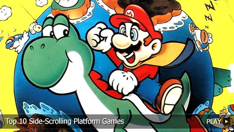 Top 10 Side-Scrolling Platform Games