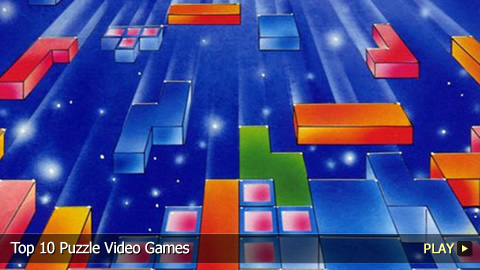 Top 10 Puzzle Video Games