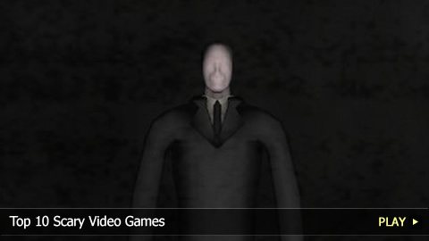 Top 10 Scary Video Games