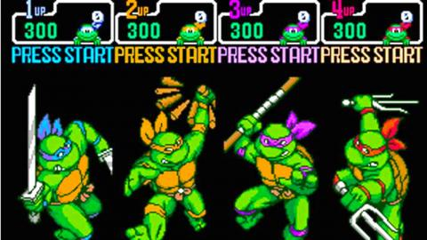 Top 10 Teenage Mutant Ninja Turtles Video Games