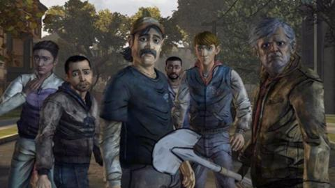 Top 10 Telltale's The Walking Dead Characters