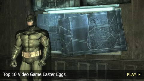 Top 10 Video Game Easter Eggs