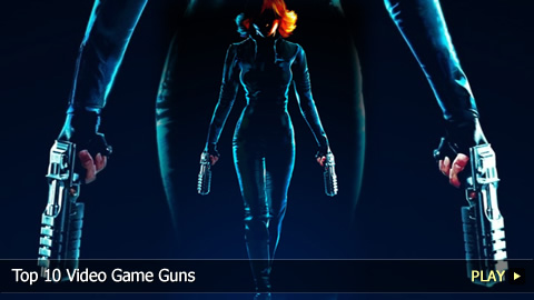 Top 10 Video Game Guns