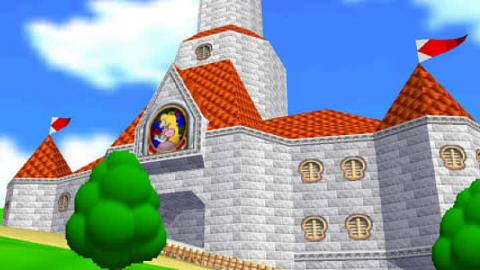 Top 10 Video Game Castles
