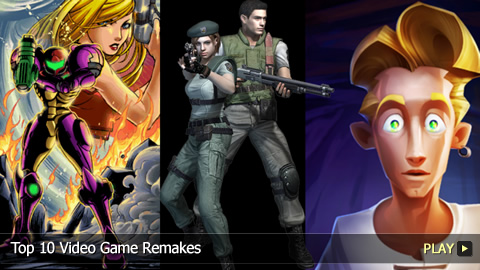 Top 10 Video Game Remakes