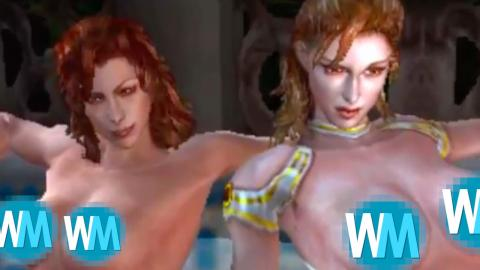 Top 10 Video Games With The Most Nudity!