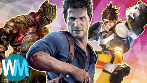 Top 10 Best Games of 2016