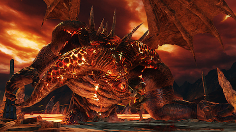 Top 10 Video game Fire and Lava Levels