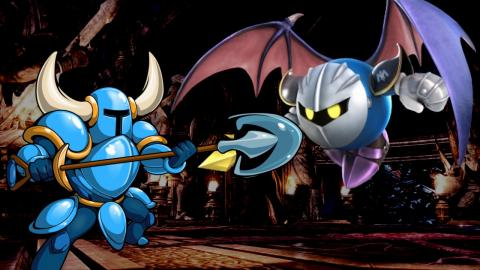 Top 10 Video Game Knights