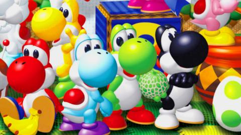 Top 10 Yoshi Video Games