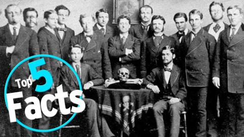 Top 5 Skull and Bones Facts