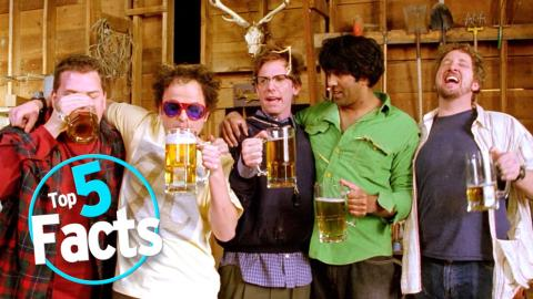 Top 5 Facts about Getting Drunk