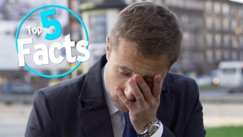 Top 5 Amnesia Facts