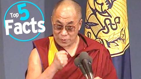 Top 5 Dalai Lama Facts