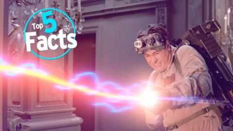 Top 5 Facts About Ghost Hunting