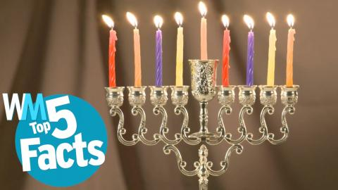 Top 5 Fun & Interesting Facts about Hanukkah