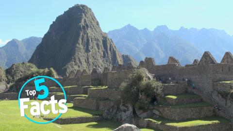 Top 5 Facts about Incas