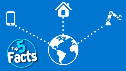 Top 5 Facts about the Internet of Things