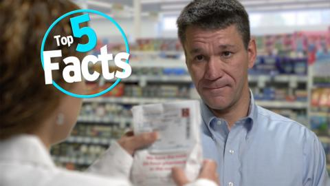 Top 5 Facts About Male Birth Control