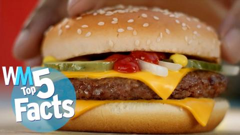 Top 5 McDonald's Facts You Don't Want to Know