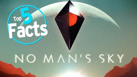 Top 5 No Man's Sky Facts