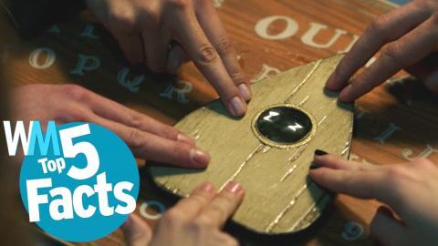 Top 5 Creepiest Ouija Boards Facts
