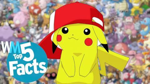 Top 5 Suprising Pokemon Facts