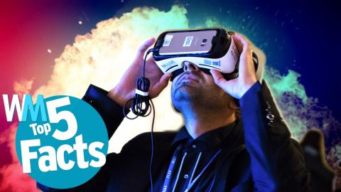 Top 5 Very Real Facts about VR