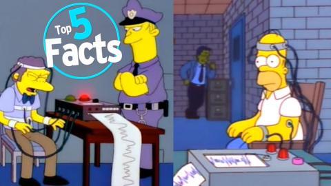 Top 5 True Lie Detector Facts