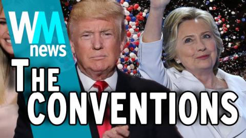 WMNews: RNC VS. DNC Conventions Facts