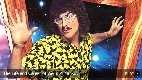 The Life and Career of Weird Al Yankovic