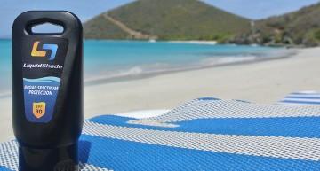 Liquid Shade Improves on Traditional Sunscreens