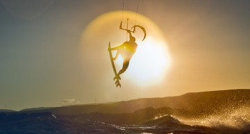 Awesome Kite Board Pictures
