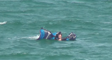 BEST kiteboarding and windsurfing epic fails, crashes, and kooks